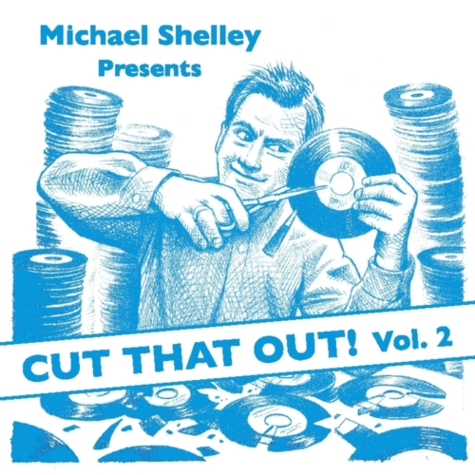 Michael Shelley 2010 WFMU Marathon Premium CD Cover