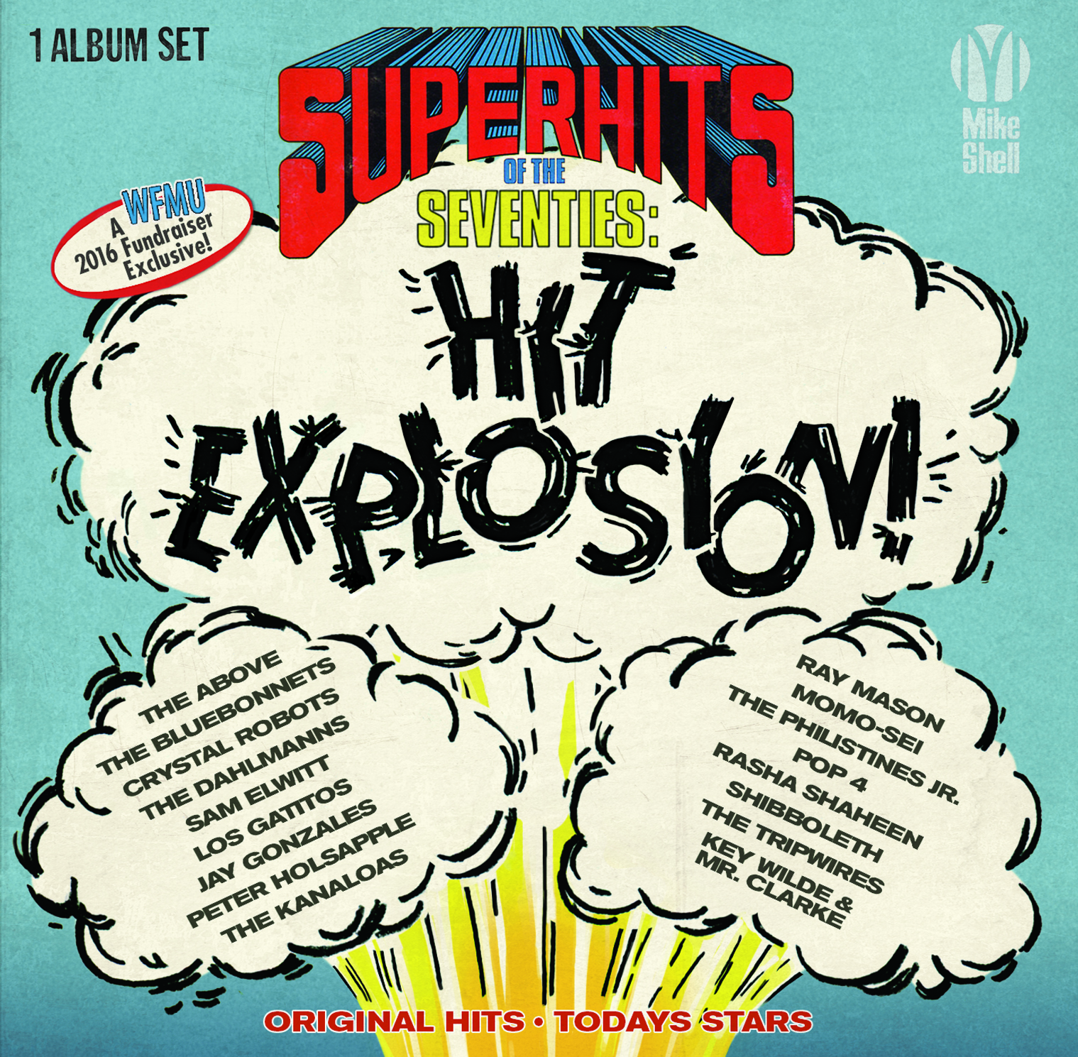 WFMU's Super Hits of the Seventies: Hit Explosion!