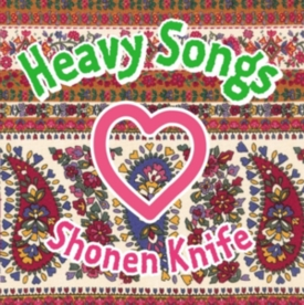 Shonen Knife Heavy Songs CD