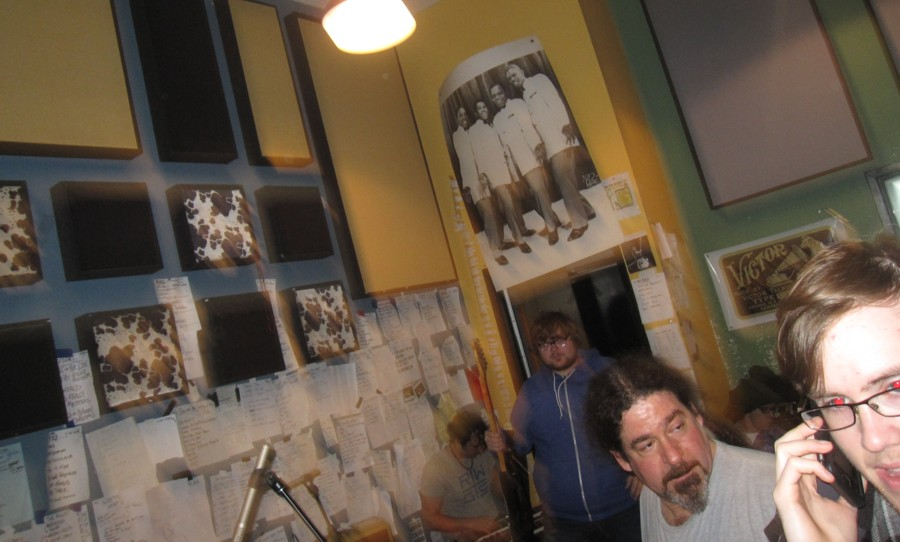 Explorer's Club on Michael Shelley's WFMU Show